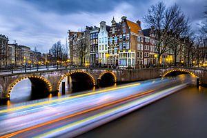 Amsterdam lights van