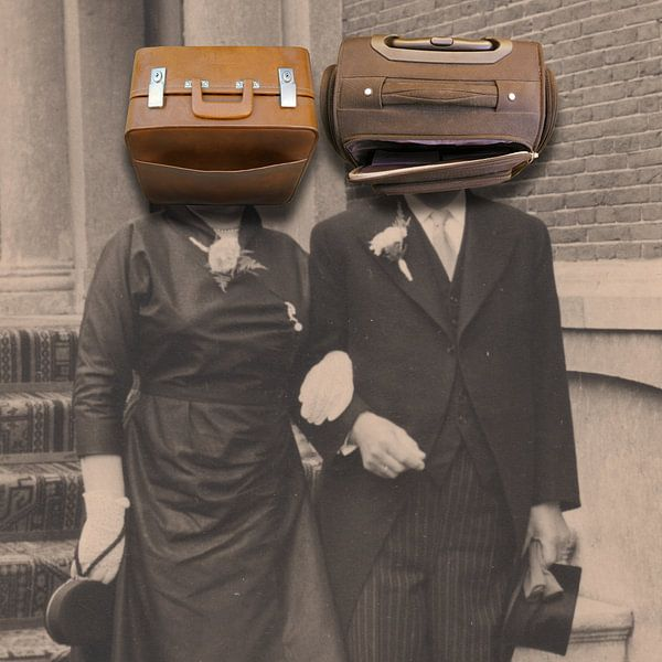 A match (luggage) van toon joosen