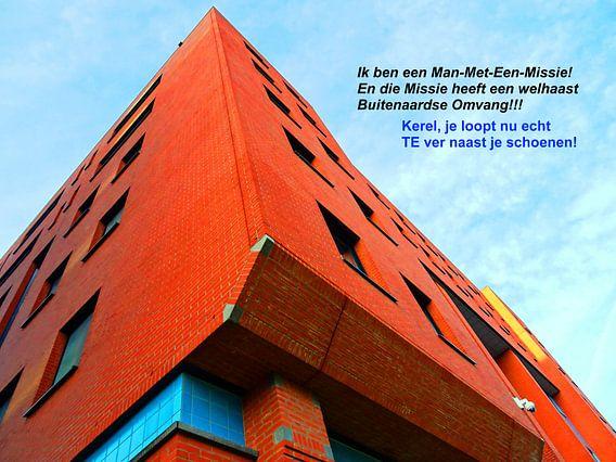 Small Talk: Te Ver Naast Je Schoenen Lopen! van MoArt (Maurice Heuts)