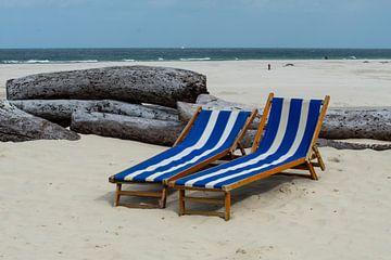 stilte op het strand van Arie Jan van Termeij
