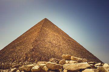 Die Pyramiden von Gizeh 07 von FotoDennis.com