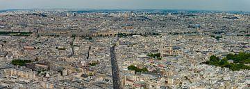 Parijs panorama van Bert Bouwmeester