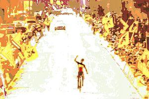 Philippe Gilbert wint de Ronde van Vlaanderen 2017