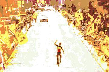 Philippe Gilbert wint de Ronde van Vlaanderen 2017 van Studio Koers