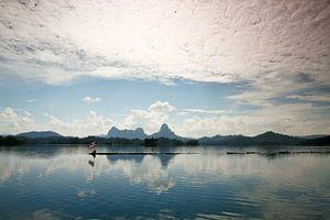 Khao Sok Lake van