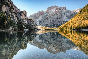 Pragser Wildsee in Südtirol von Michael Valjak