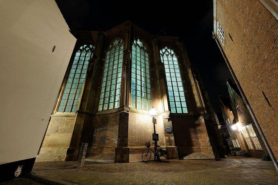 Sint-Stevenskerk in Nijmegen van Merijn van der Vliet