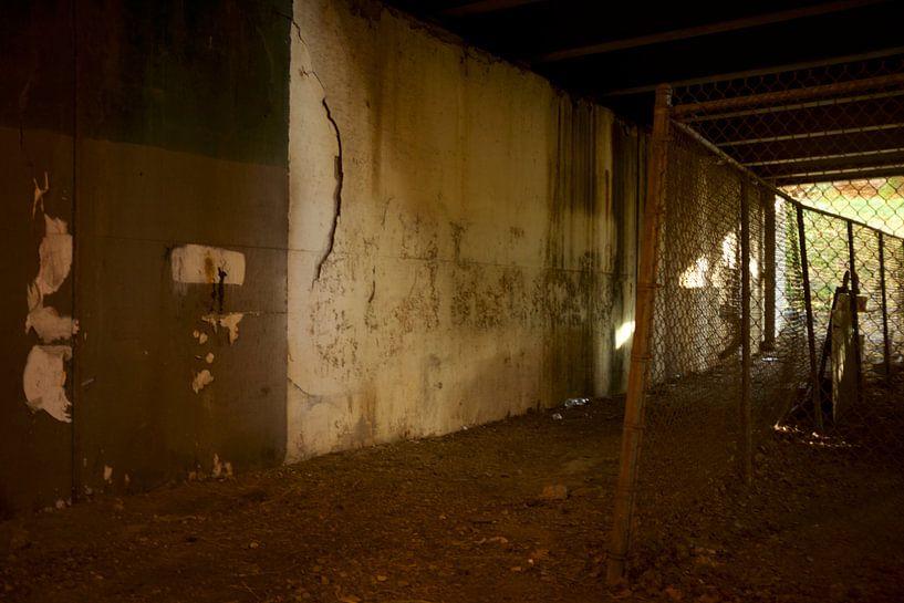 'Onder de snelweg', Chicago  van Martine Joanne