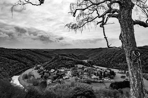 Idyllisch dorp in de Ardennen