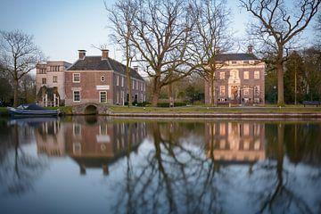 Goudestein und Vechtstreekmuseum in Maarssen (in der Nähe von Utrecht) von Michel Geluk