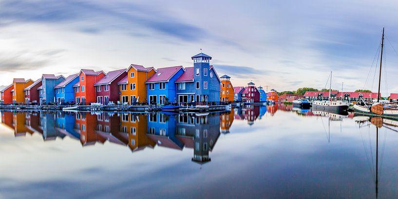 Reitdiephaven van Iconisch Groningen