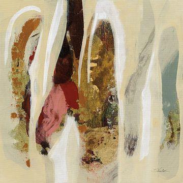 Terracotta tile i, Silvia Vassileva van Wild Apple