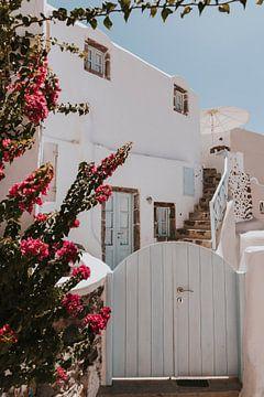 Appartement in Oia, Santorini Griechenland von Manon Visser
