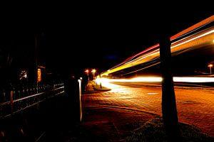Night Light van