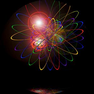 Licht en Energie is Magie 2 van Walter Zettl