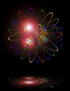 Licht und Energie ist Magie 2 von
