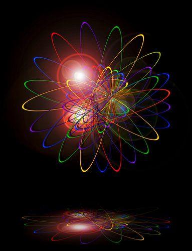 Licht und Energie ist Magie 2 van