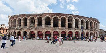 Arena van Verona sur