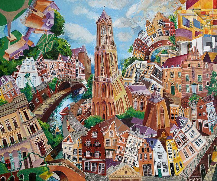 Utrecht van Jeroen Quirijns