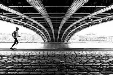 Running Lyon von Sander van der Werf