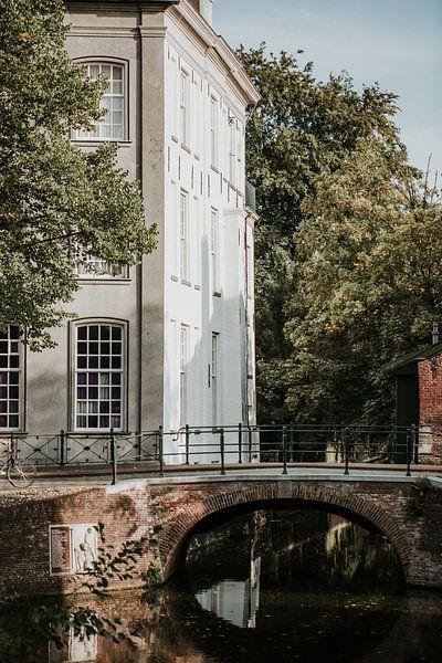Binnenstad van Hanzestad Amersfoort   Holland van Trix Leeflang