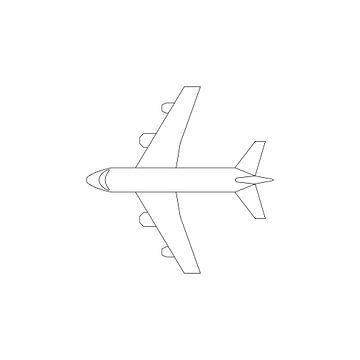 Vliegtuig van Marcel Kerdijk