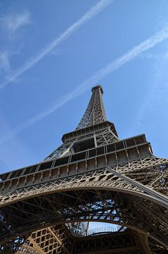 Eiffeltoren van Jaco Verheul