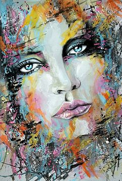 """FACE"" van Marcella Mandis"