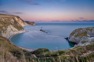 Die blaue Stunde in Großbritannien von Jim De Sitter