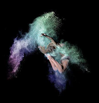 Cosmic Dancer, Pauline Pentony MA van 1x
