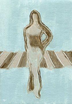 Oversteken van ART Eva Maria