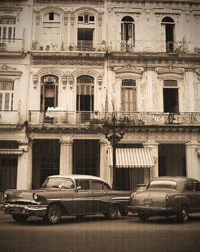 Vintage Havanna sur Nannie van der Wal