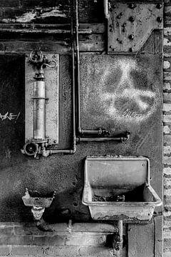 Industrieel verval van Peet de Rouw