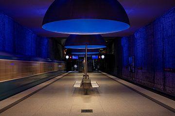 U-Bahnhof von Tilo Grellmann