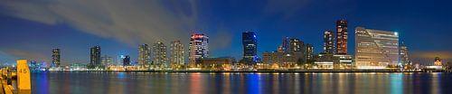 Panorama Boompjes Rotterdam von Anton de Zeeuw