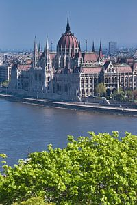 Parlament Budapest, Ungarn