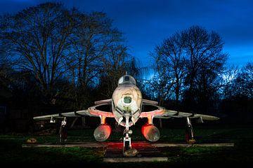 Republic F-84 Thunderstreak van Kris Christiaens