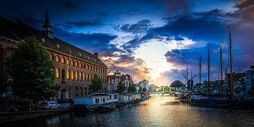 Leiden, Galgewater van