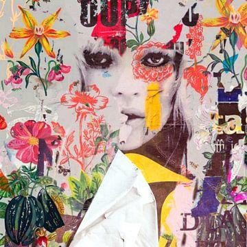 Kate Moss - Plakative Dadaismus - Nonsens van Felix von Altersheim