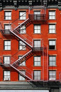 new york city ... fire escape