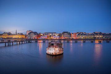 Berlijn Boot van Iman Azizi