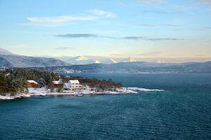 Noorwegen tijdens Hurtigruten
