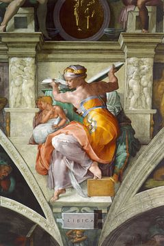 Michelangelo Sixtinische Kapelle, Sibilia