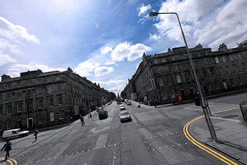 Dundas Street - Edinburgh (Schottland) von Marcel Kerdijk