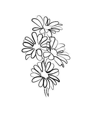 Bloemen van Anne Schutte