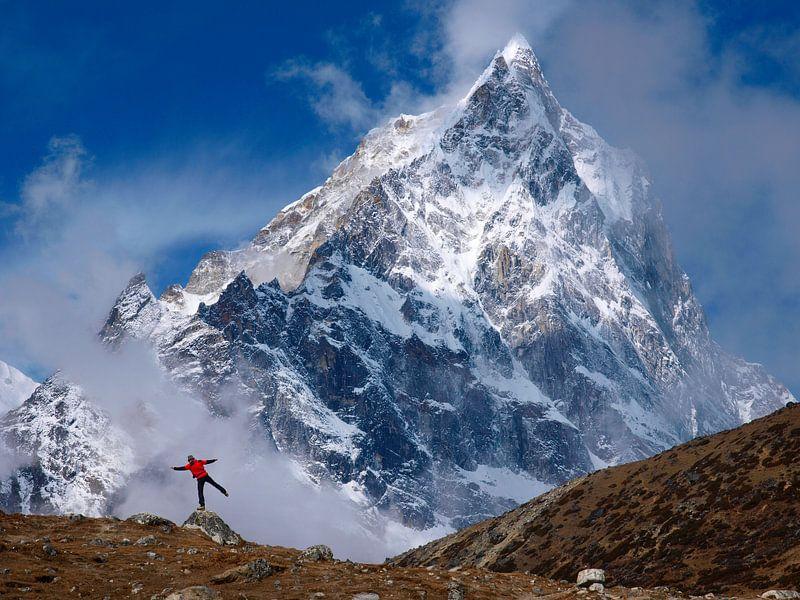 Himalaya van Menno Boermans