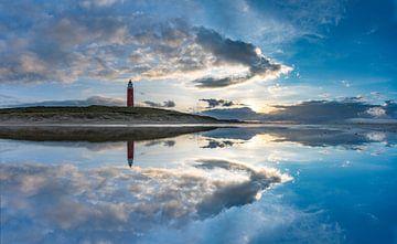 Reflections / Spiegel Vuurtoren Eierland Texel