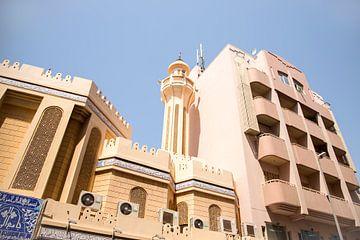 l'architecture ancienne à dubaï sur Karijn Seldam