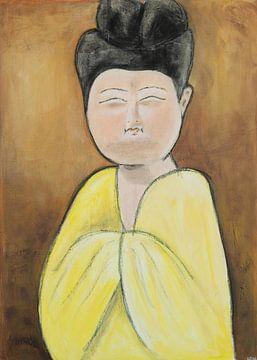 """Les grosses dames chinoises """"Fat ladies"""" X sur Linda Dammann"""