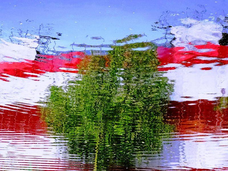 Urban Reflections 71 van MoArt (Maurice Heuts)